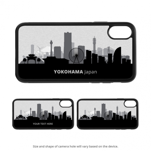 Yokohama iPhone X Case