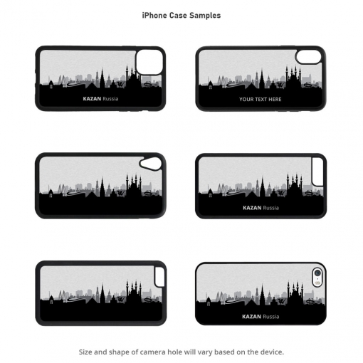 Kazan iPhone Cases
