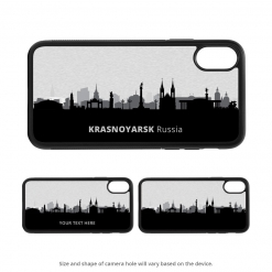 Krasnoyarsk iPhone X Case