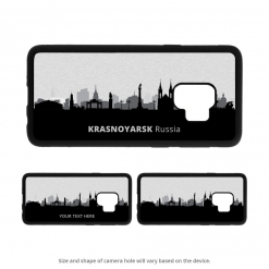 Krasnoyarsk Galaxy S9 Case