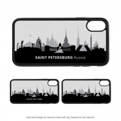 Saint Petersburg iPhone X Case