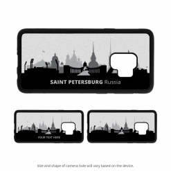 Saint Petersburg Galaxy S9 Case