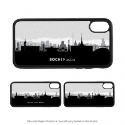 Sochi iPhone X Case