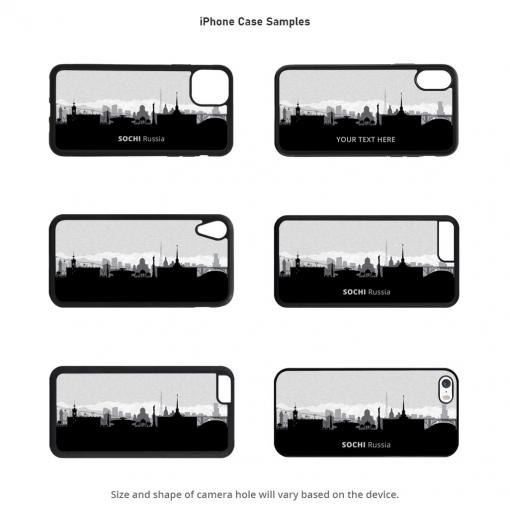 Sochi iPhone Cases