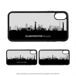 Vladivostok iPhone X Case