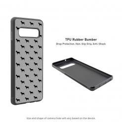 Bull Terrier Samsung Galaxy S10 Case