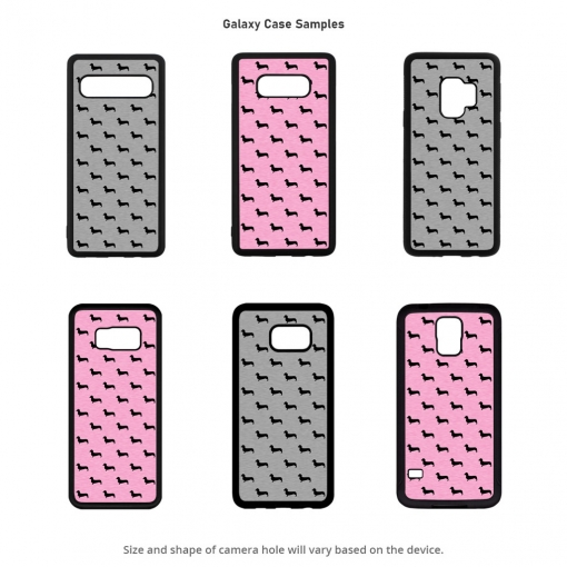 Dachshund Galaxy Cases