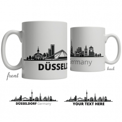Dusseldorf Germany Mug