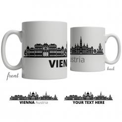 Vienna Austria Mug